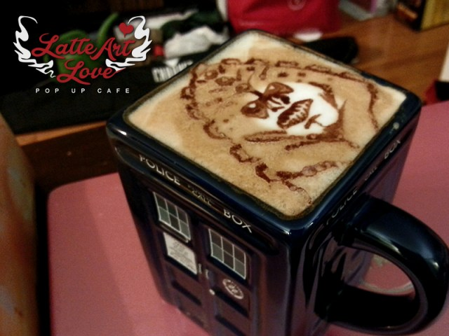 Latte Art Love - Zygon