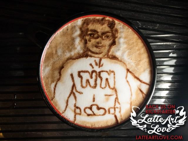 Latte Art - Super Nenshi