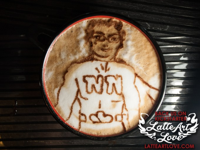 Latte Art - Super Nenshi