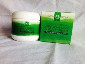 Instanatural Scar cream beauty picks