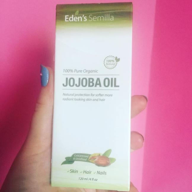 Eden's Semilla Jojoba Oil