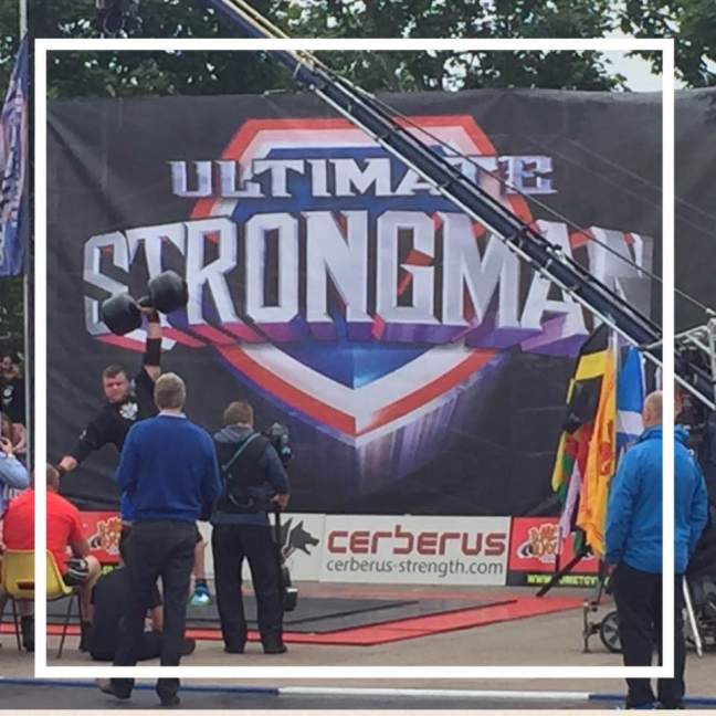Ultimate Strongman Bangor