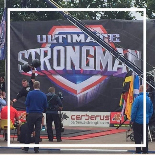 Ultimate Strongman Bangor