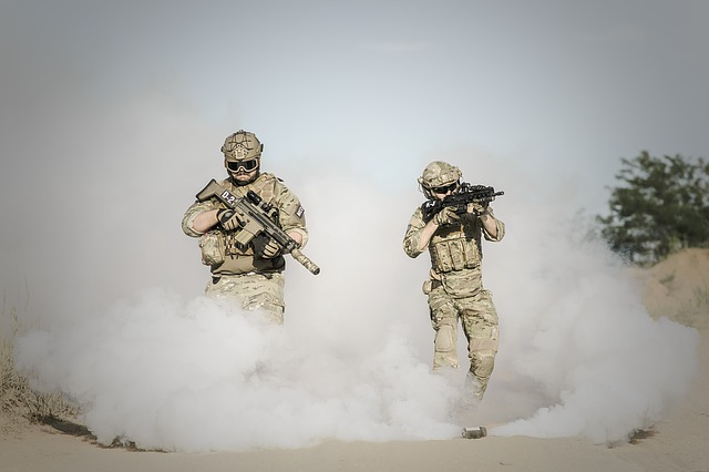 army warfare armies