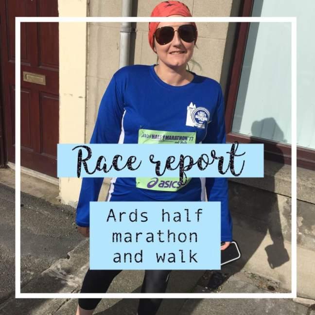 Ards Half Marathon and Walk 2017