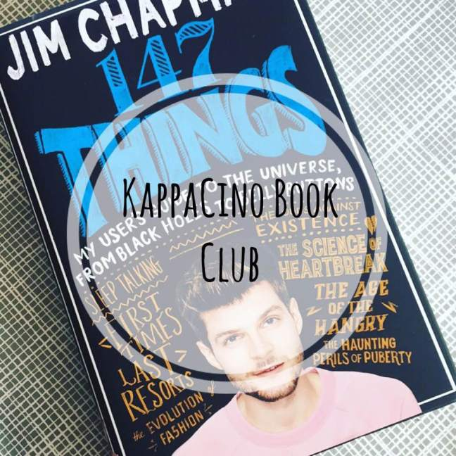 147 Things Jim Chapman KappaCino Book Club