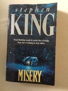 Stephen King Misery Kappacino book club favourites