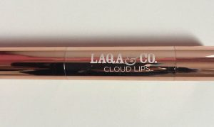 Laqa & Co Cloud Lips glossy box uk unboxing