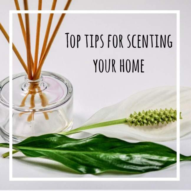 top tips for scenting the home