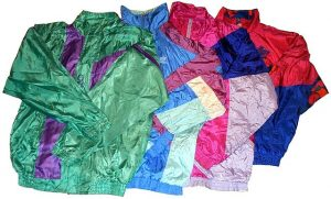 90's kids shell suits