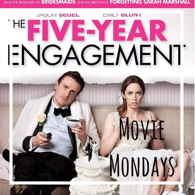 Movie Mondays || The Five year engagement