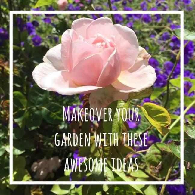 makeover the garden