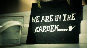 Make over the garden
