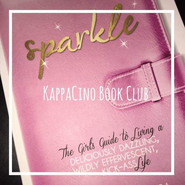 Sparkle || Cara Alwill Leyba || Kappacino book club