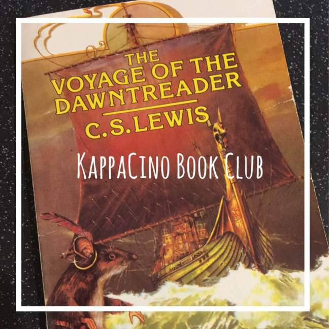 voyage of the dawntreader