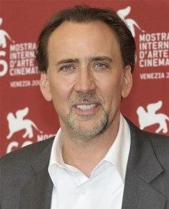 Nicolas Cage dental