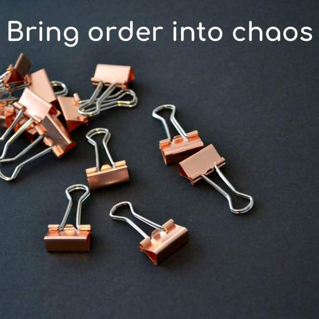 Bring Order Into Chaos: Practical Ways To Declutter Your Life