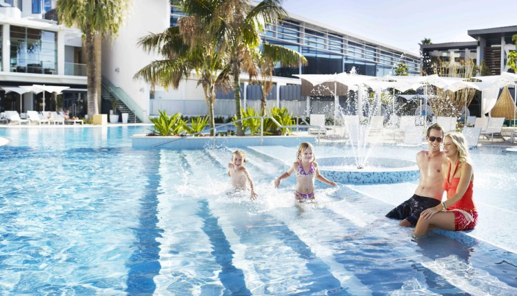 Experience Crown Hotels fun family packages this summer