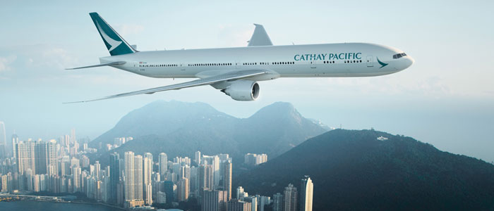 Even more seats on Cathay Pacific Sydney – Hong Kong
