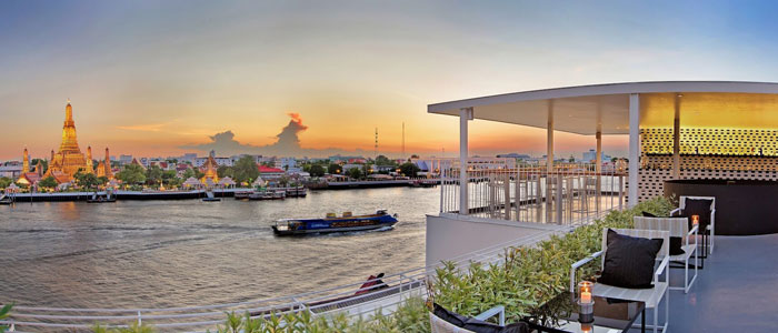 Sala Rattanakosin voted Bangkok's most loved rooftop bar