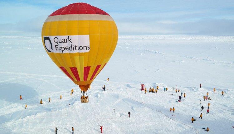 Quark Expeditions hosts 2017 North Pole Summit