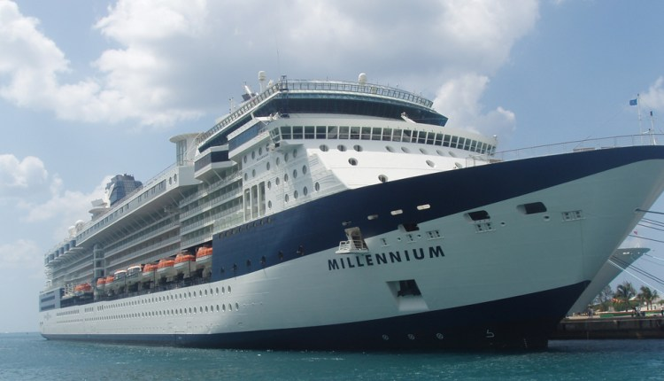 Follow the twinkling lights of Asia on Celebrity Millennium