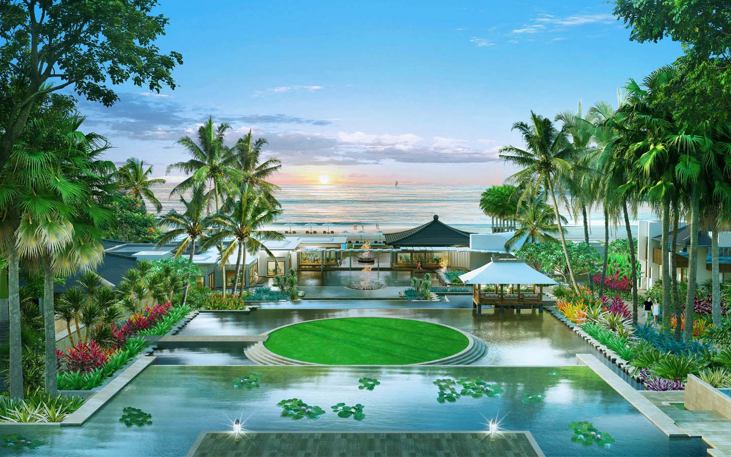 Tropical All Inclusive Resorts