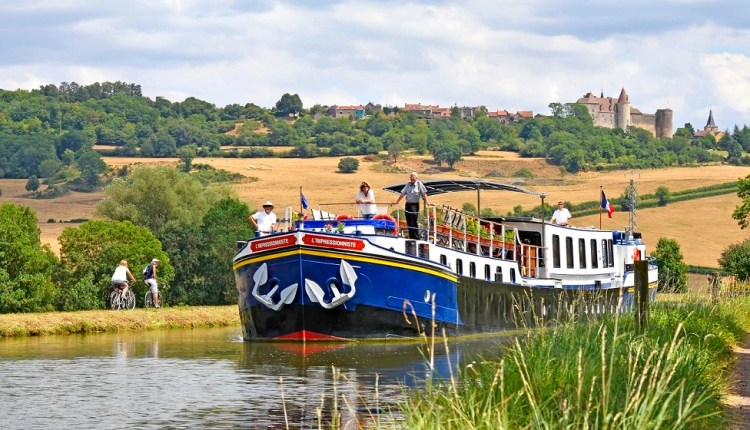 European Waterways' 'Back-to-Back' cruises for longer wine tours in France