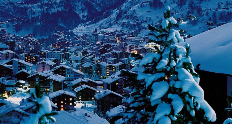 Five ways to enjoy the best of winter in Switzerland