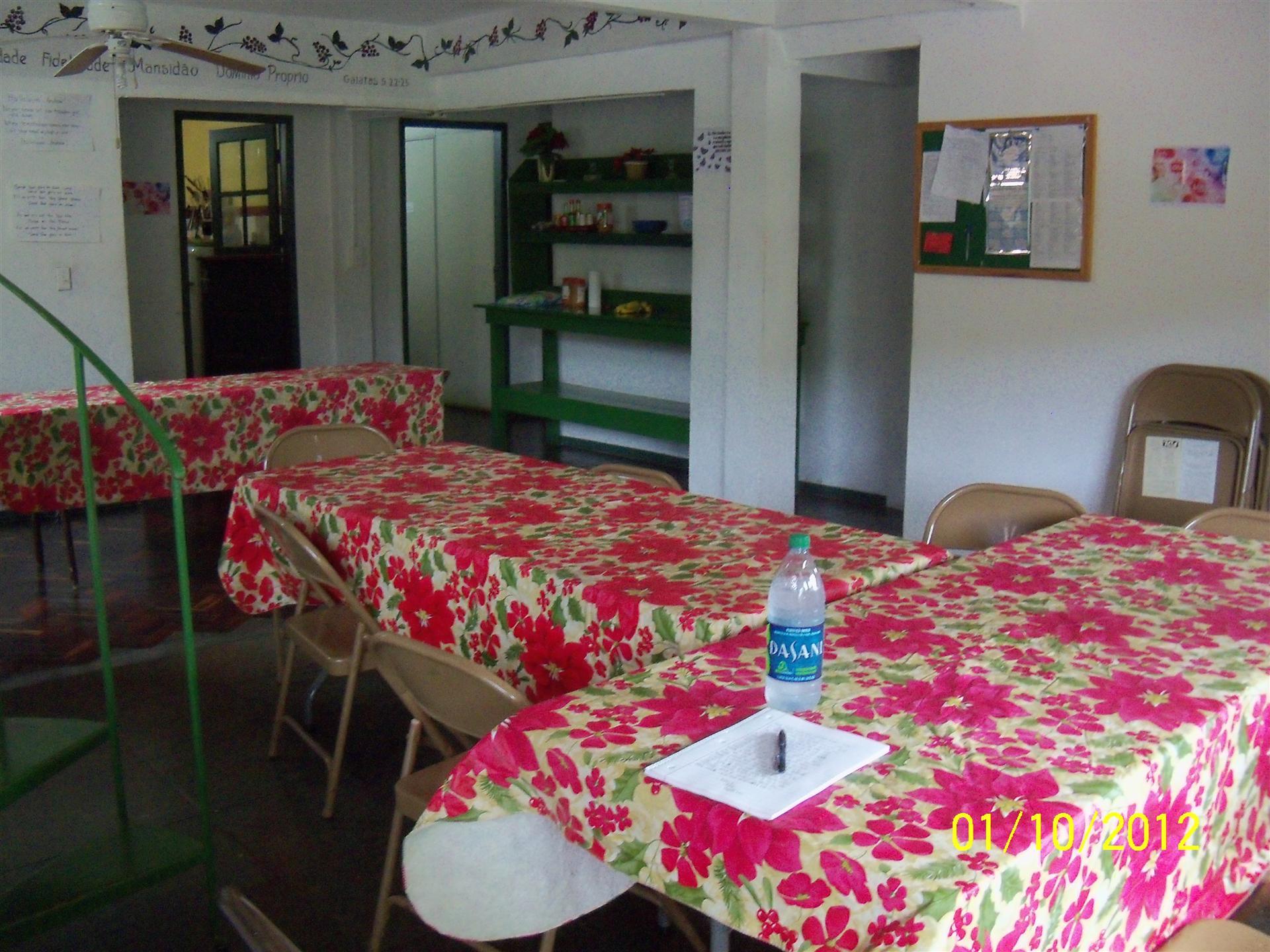 Dining - Main Room