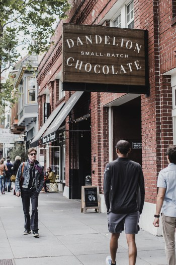 Dandelion Chocolate San Francisco