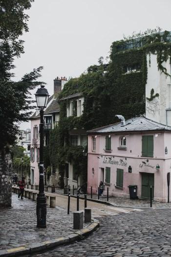 MOntmartre Instagram Famous Street