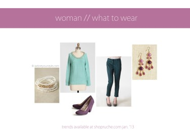 January 2013 What To Wear 2