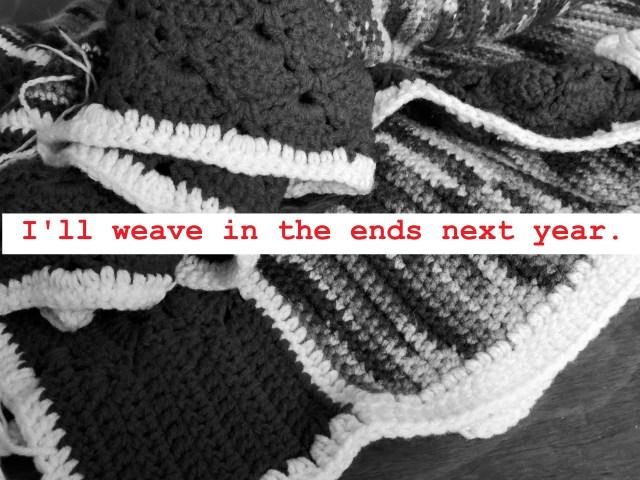 knitshame blanket