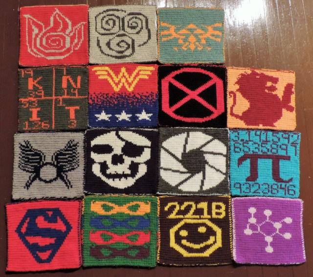 full geek blanket