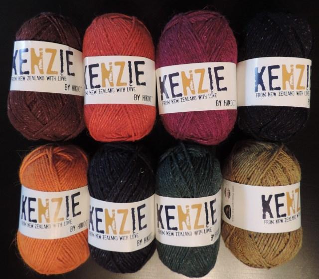 skackel kenzie yarn