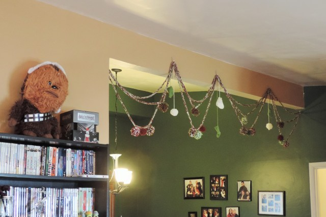 Dr. Seuss Christmas Garland