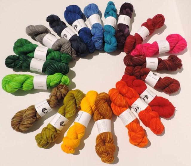 Colors 1-20