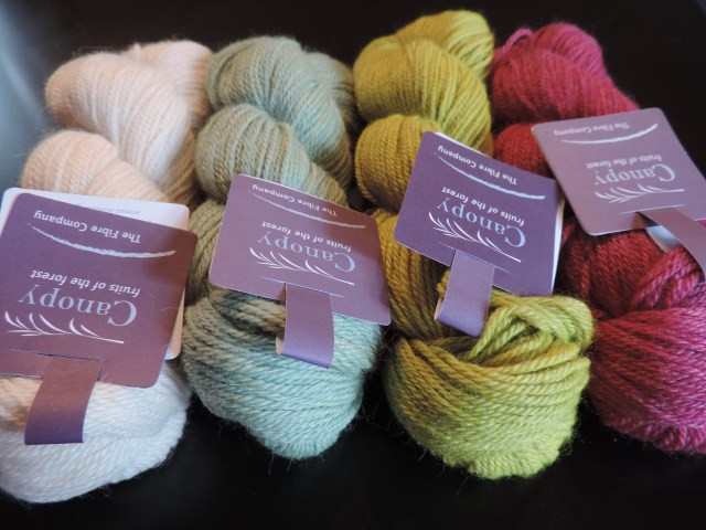 Hidden River Yarns loot