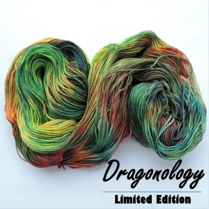 GAL Yarn limited Dragonology 1