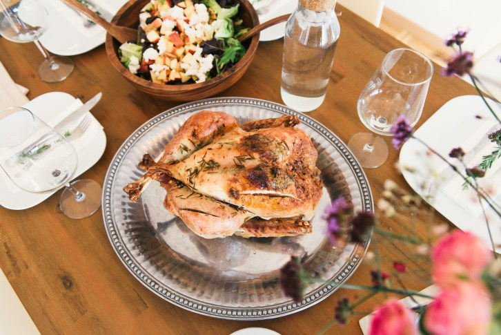 How to host Thanksgiving dinner in a step by step guide. Follow this countdown to Thanksgiving, and enjoy time with your family and friends without the stress.