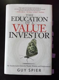 The Education of a Value Investor by Guy Spier