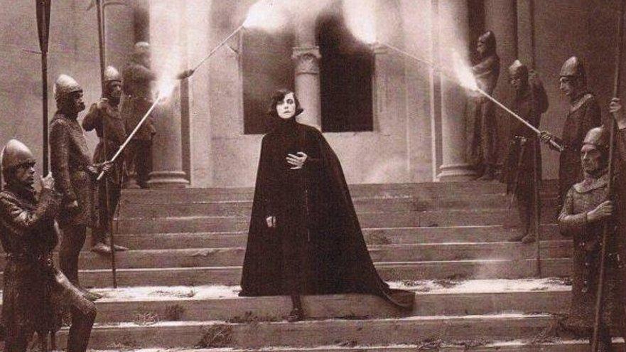 Hamlet, Germany, 1921