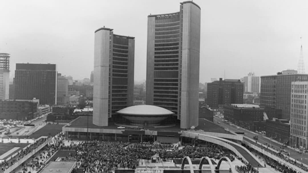 El nuevo City Hall, el edificio que nadie quería en Toronto