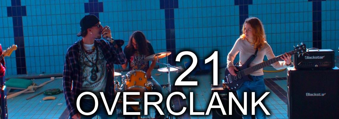 Frames, il nuovo album degli Overclank