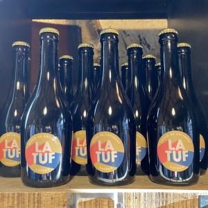 La Tuf Bière Triple au Safran
