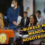 Dipuratas rechazaron la declaratoria de Emergencia del Presidente Bukele por ser ilegal
