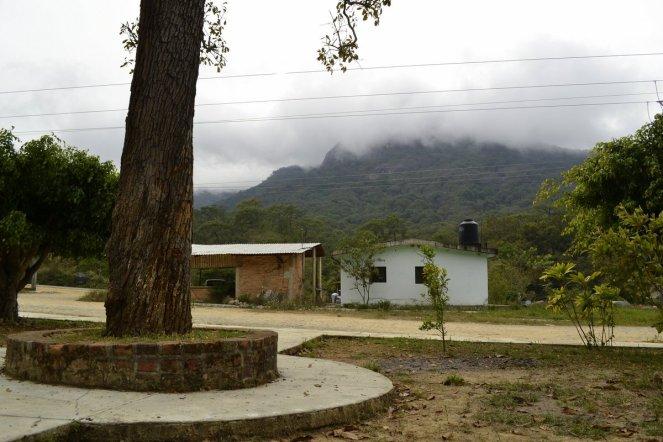 North of El Tuito