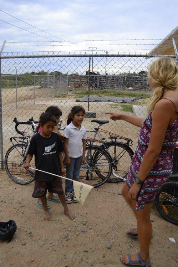 Ranchero kids in Tomatlan