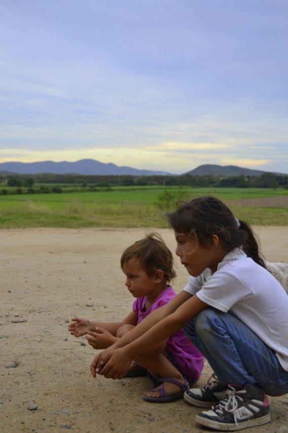 Ranchero Los Angeles outside of Tomatlan